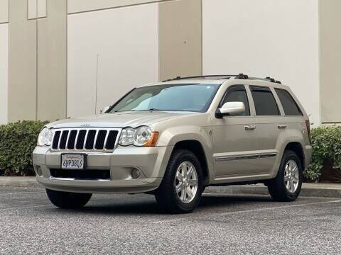 2009 Jeep Grand Cherokee for sale at Auto Wholesalers Of Rockville in Rockville MD