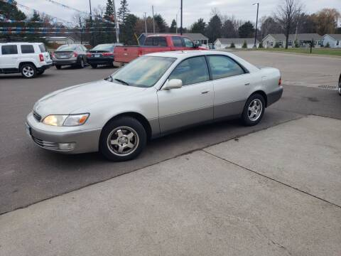 1999 Lexus ES 300 for sale at Rum River Auto Sales in Cambridge MN