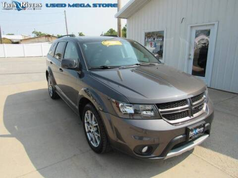 2016 Dodge Journey for sale at TWIN RIVERS CHRYSLER JEEP DODGE RAM in Beatrice NE