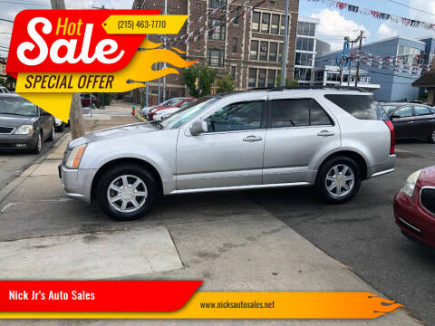 2005 Cadillac SRX for sale at Nick Jr's Auto Sales in Philadelphia PA