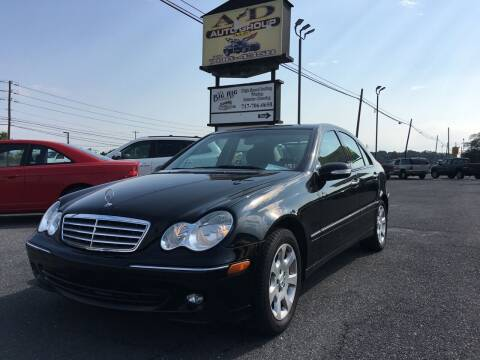 2006 Mercedes-Benz C-Class for sale at A & D Auto Group LLC in Carlisle PA
