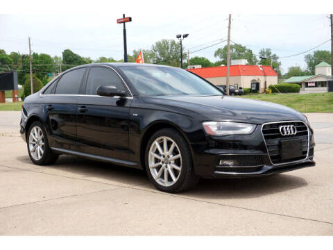 2014 Audi A4 for sale at Sand Springs Auto Source in Sand Springs OK