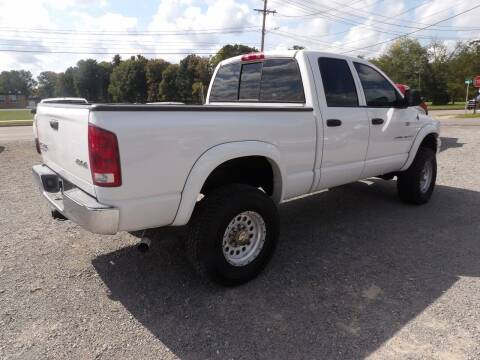 2004 Dodge Ram Pickup 2500 for sale at English Autos in Grove City PA