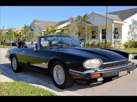 1991 Jaguar XJ-Series for sale at Classic Car Deals in Cadillac MI