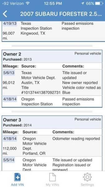 2007 Subaru Forester AWD Sports 2.5 X 4dr Wagon (2.5L F4 4A) - Portland OR