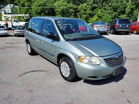 2003 Chrysler Voyager for sale at DISCOUNT AUTO SALES in Johnson City TN