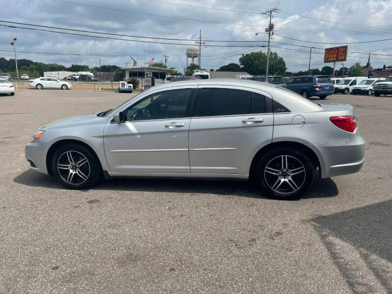 2012 Chrysler 200 for sale at Tri-State Motors in Southaven MS