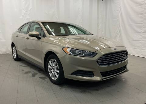 2015 Ford Fusion for sale at Direct Auto Sales in Philadelphia PA