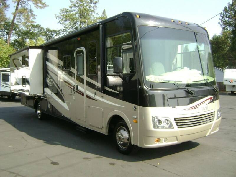 2013 Coachmen Mirada 34BH / 35ft for sale at Jim Clarks Consignment Country - Class A Motorhomes in Grants Pass OR