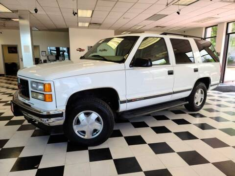 1998 GMC Yukon for sale at Cool Rides of Colorado Springs in Colorado Springs CO