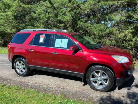 2007 Saturn Outlook for sale at Kansas Car Finder in Valley Falls KS