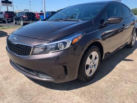 2017 Kia Forte for sale at Car Now in Dallas TX