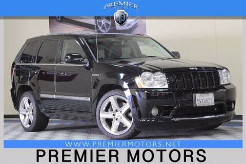 2007 Jeep Grand Cherokee for sale at Premier Motors in Hayward CA