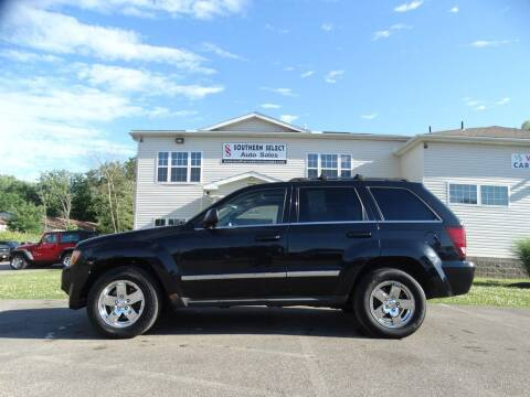 2007 Jeep Grand Cherokee for sale at SOUTHERN SELECT AUTO SALES in Medina OH