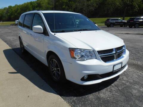 2017 Dodge Grand Caravan for sale at Maczuk Automotive Group in Hermann MO