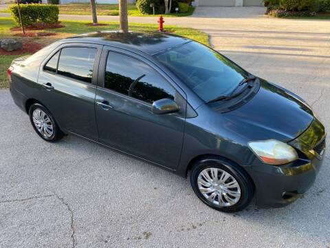 2010 Toyota Yaris for sale at Exceed Auto Brokers in Lighthouse Point FL