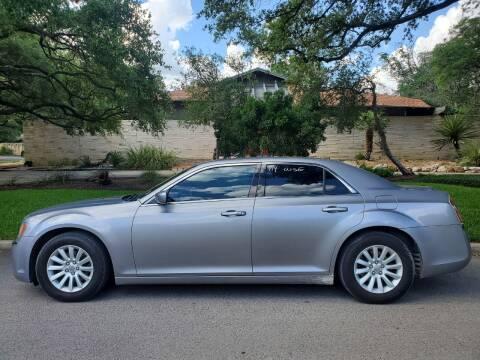 2014 Chrysler 300 for sale at Progressive Auto Plex in San Antonio TX