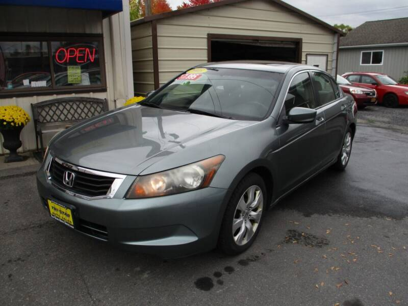 2008 Honda Accord for sale at TRI-STAR AUTO SALES in Kingston NY