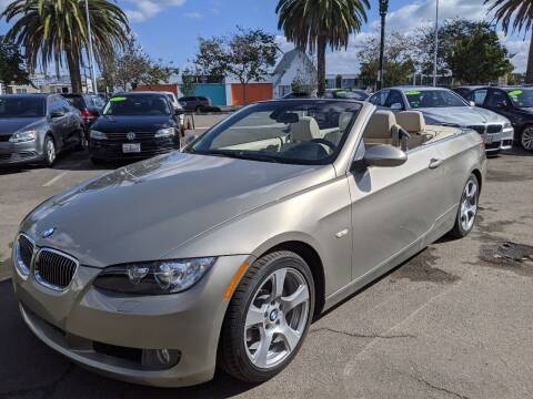 2008 BMW 3 Series for sale at Convoy Motors LLC in National City CA
