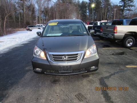 2008 Honda Odyssey for sale at Heritage Truck and Auto Inc. in Londonderry NH
