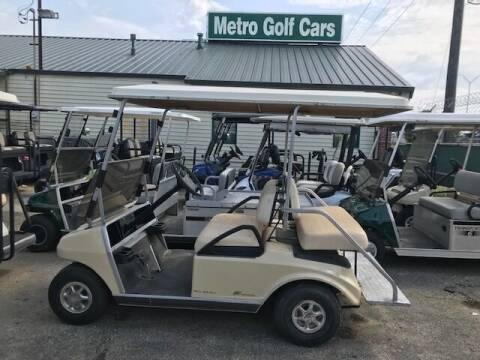 2009 Club Car DSE 4 Passenger Electric for sale at METRO GOLF CARS INC in Fort Worth TX