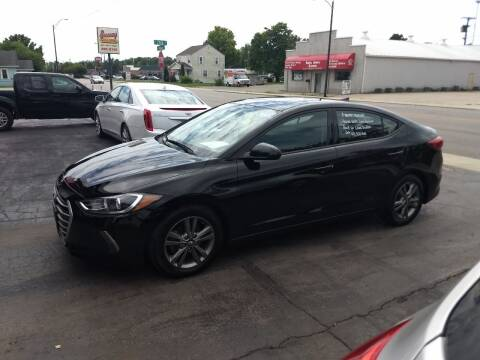 2017 Hyundai Elantra for sale at Economy Motors in Muncie IN