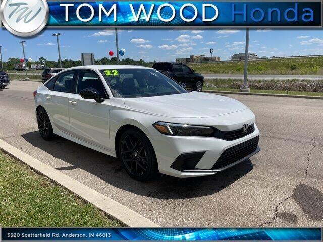 2022 Honda Civic for sale in Anderson, IN