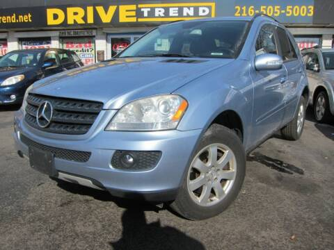 2006 Mercedes-Benz M-Class for sale at DRIVE TREND in Cleveland OH