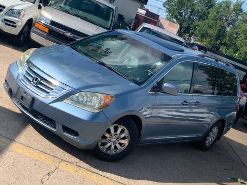 2008 Honda Odyssey for sale at Exclusive Auto Group in Cleveland OH