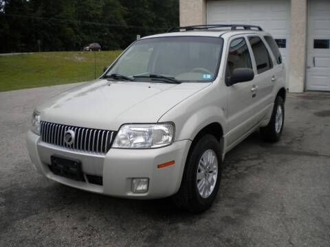 2007 Mercury Mariner for sale at Route 111 Auto Sales in Hampstead NH