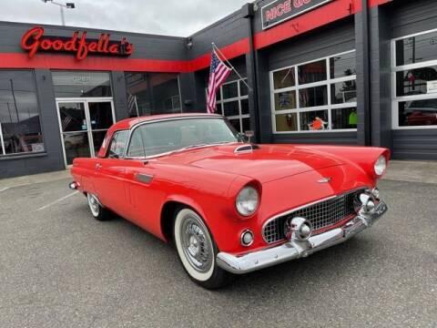 1956 Ford Thunderbird for sale at Goodfella's  Motor Company in Tacoma WA