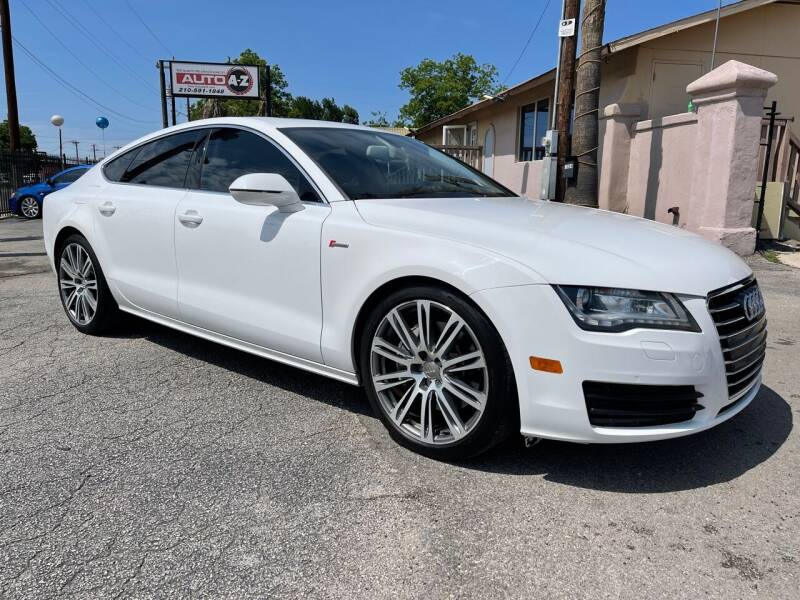 2012 Audi A7 for sale at Auto A to Z / General McMullen in San Antonio TX