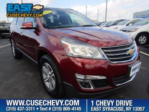 2015 Chevrolet Traverse for sale at East Syracuse Performance Sales & Service in Syracuse NY