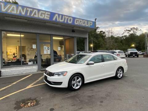 2013 Volkswagen Passat for sale at Vantage Auto Group in Brick NJ