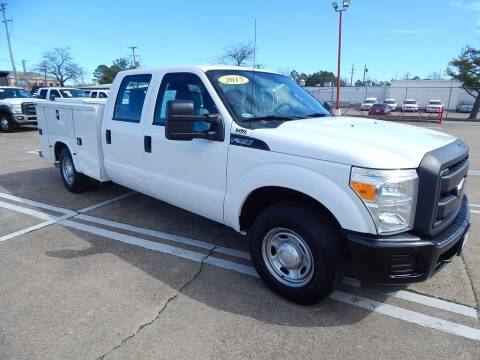 2015 Ford F-350 Super Duty for sale at Vail Automotive in Norfolk VA