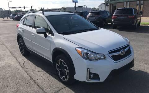 2016 Subaru Crosstrek for sale at Carney Auto Sales in Austin MN