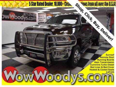 2014 RAM Ram Pickup 3500 for sale at WOODY'S AUTOMOTIVE GROUP in Chillicothe MO