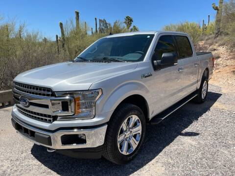 2019 Ford F-150 for sale at Auto Executives in Tucson AZ