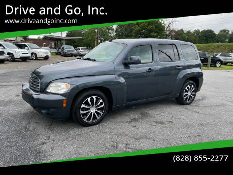 2011 Chevrolet HHR for sale at Drive and Go, Inc. in Hickory NC