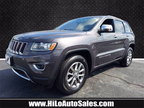 2014 Jeep Grand Cherokee for sale at Hi-Lo Auto Sales in Frederick MD