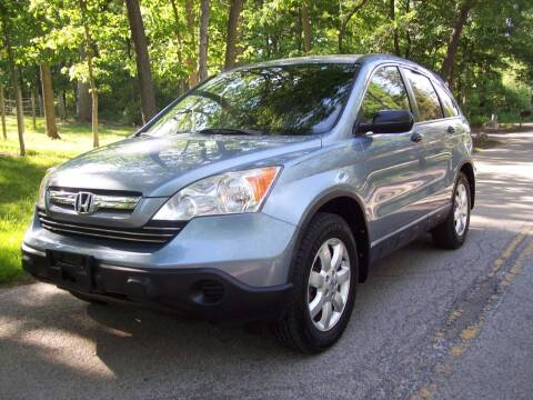 2008 Honda CR-V for sale at Edgewater of Mundelein Inc in Wauconda IL