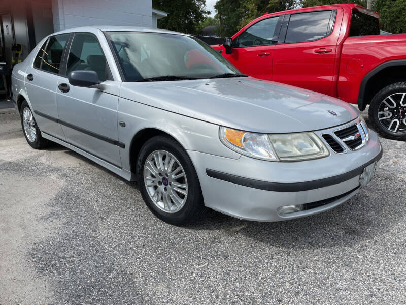 2005 Saab 9-5 for sale at Ron's Used Cars in Sumter SC