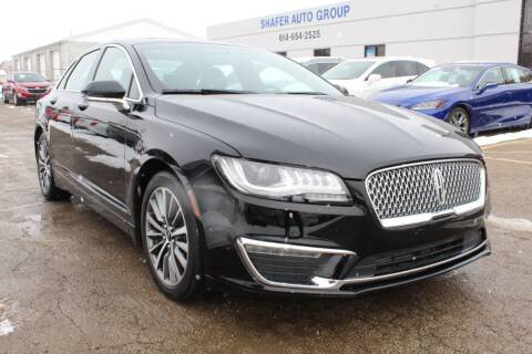 2017 Lincoln MKZ for sale at SHAFER AUTO GROUP in Columbus OH