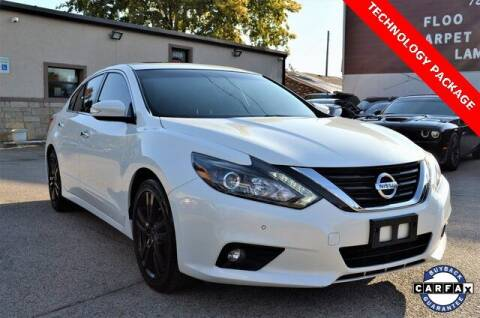 2017 Nissan Altima for sale at LAKESIDE MOTORS, INC. in Sachse TX