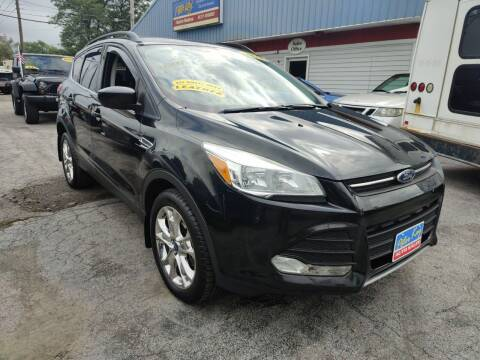 2015 Ford Escape for sale at Peter Kay Auto Sales in Alden NY