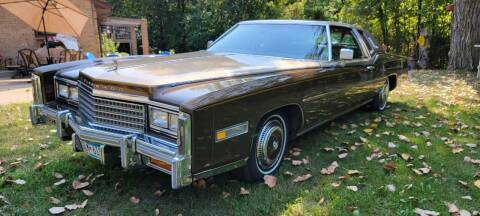 1978 Cadillac Eldorado Biarritz for sale at Midwest Classic Car in Belle Plaine MN