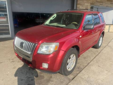 2009 Mercury Mariner for sale at Car Planet Inc. in Milwaukee WI