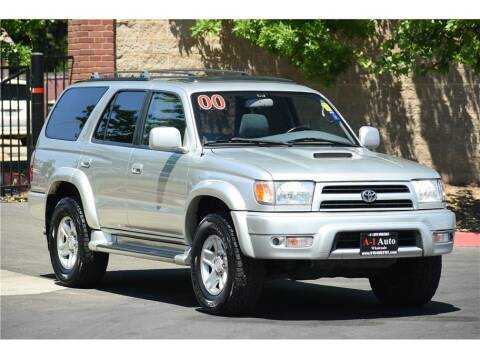 2000 Toyota 4Runner for sale at A-1 Auto Wholesale in Sacramento CA
