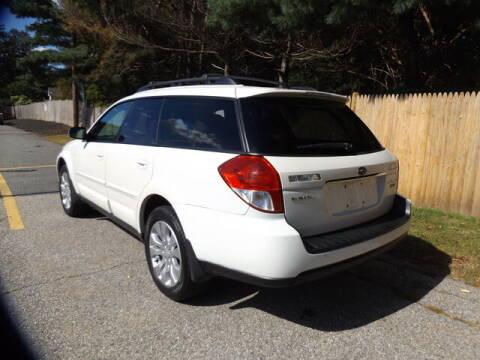 2009 Subaru Outback for sale at Wayland Automotive in Wayland MA