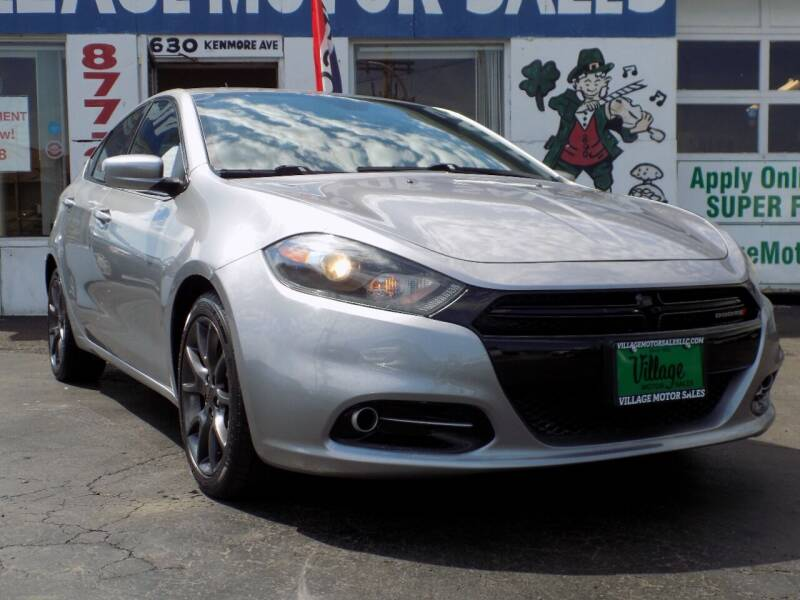 2015 Dodge Dart for sale at Village Motor Sales in Buffalo NY